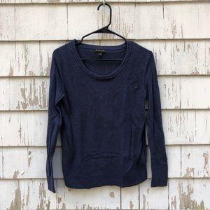 Women's Banana Republic Blue Sweater